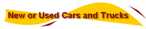 new and used car and truck dealers