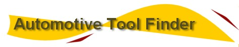 Automotive tool finder for shop, cars, and trucks