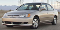 Honda Civic hybrid 2003